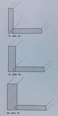 schattenfugenrahmen. Black Bedroom Furniture Sets. Home Design Ideas